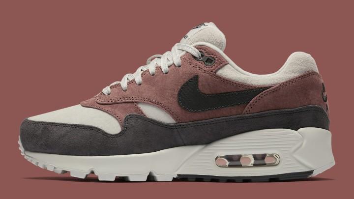 timeless design 98113 c56c8 Nike Air Max 90 1 WMNS Release Date AQ1273-200