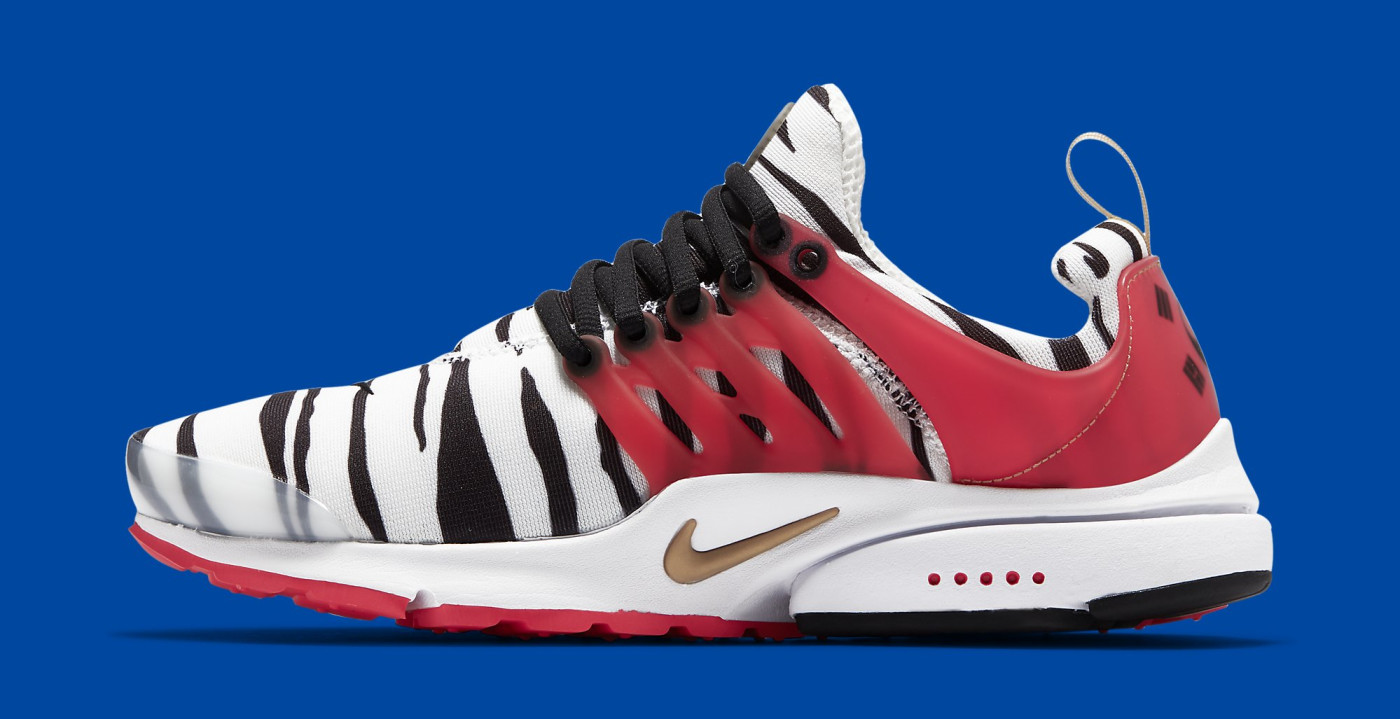 Nike Air Presto 'South Korea' CJ1229-100 Lateral