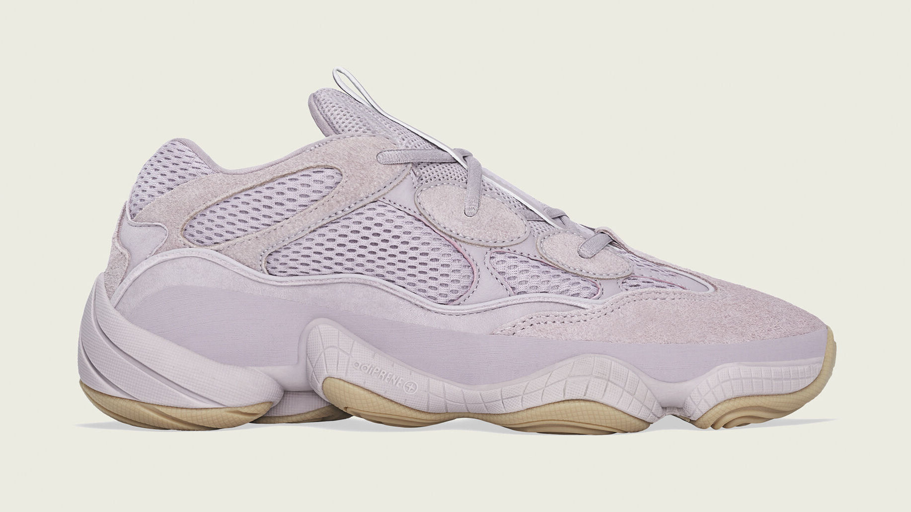 Best Look Yet at the Adidas Yeezy 500 'Soft Vision'