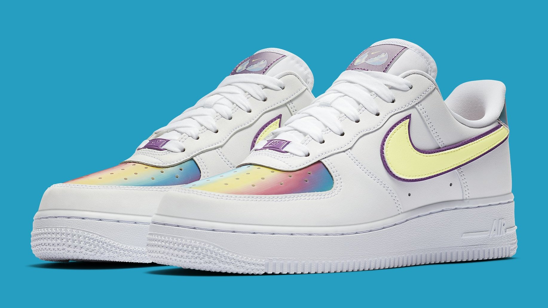Nike Set to Release Another 'Easter' Air Force 1 Low Next Month