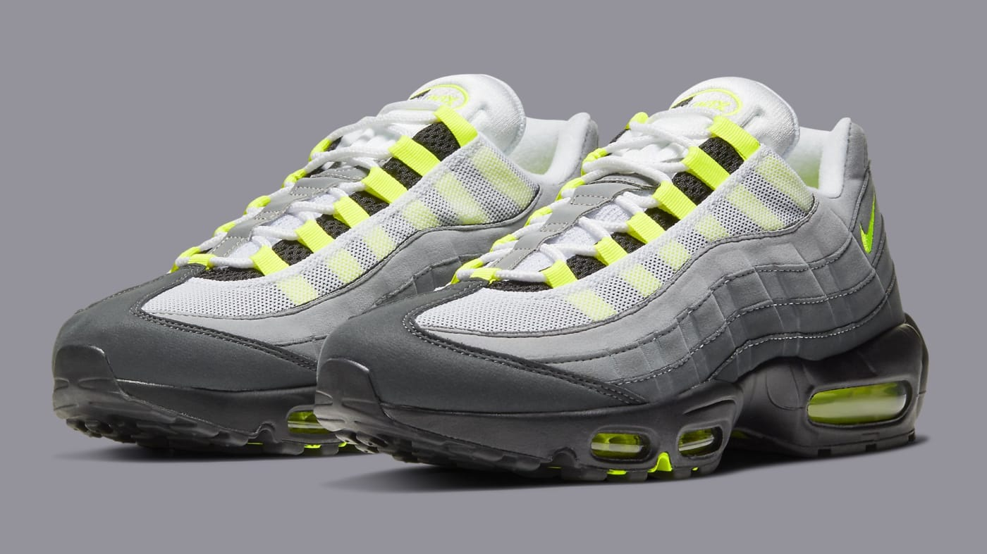 Nike Air Max 95 'Neon 2020' CT1689 001 Pair