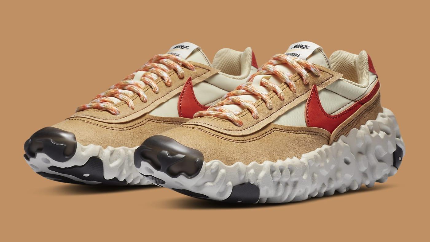 Nike OverBreak 'Mars Yard' DA9784 700 Pair