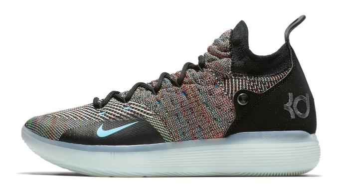 buy popular 7585f beda5 Nike KD 11  Multicolor