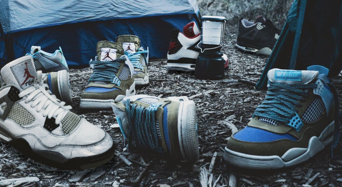 Hiking Sneakers and Outdoor Shoes Trend