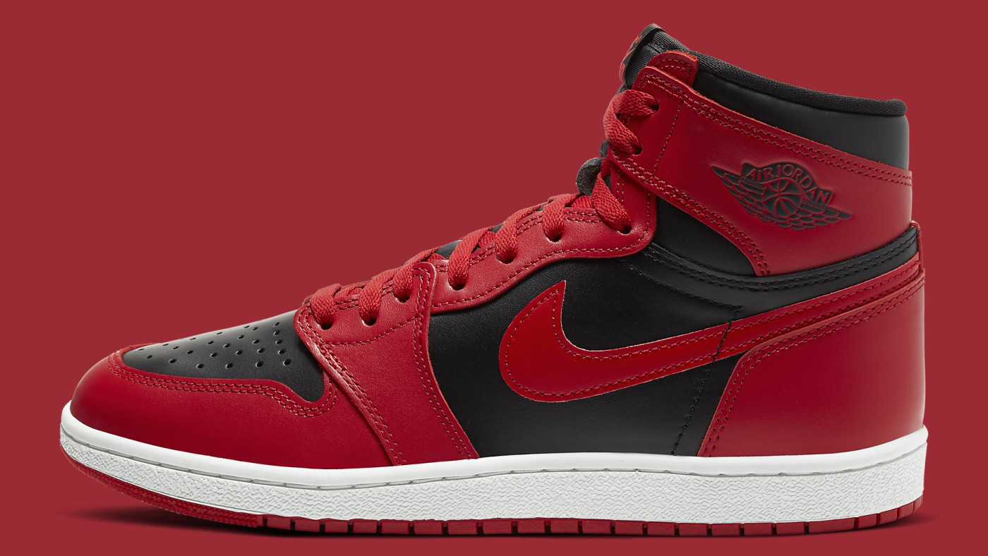 Air Jordan 1 High New Beginnings Varsity Red Release Date BQ4422-600 Profile
