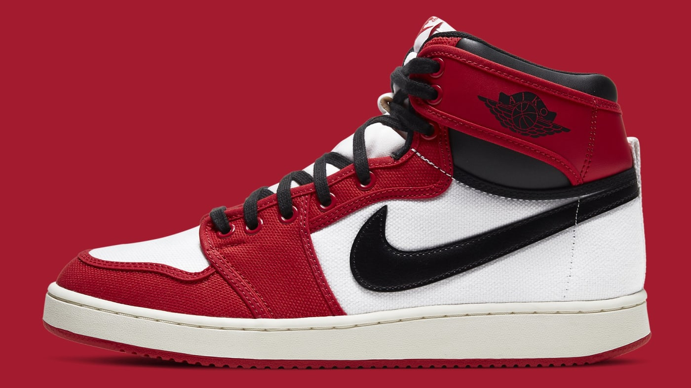 Air Jordan 1 KO Chicago 2021 Release Date DA9089-100 Profile