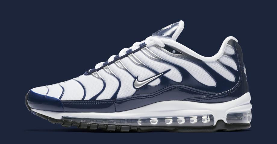 Nike Air Max 270 Blau BV6078 400