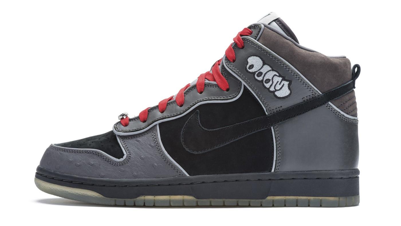 MF DOOM Dunk High Nike SB