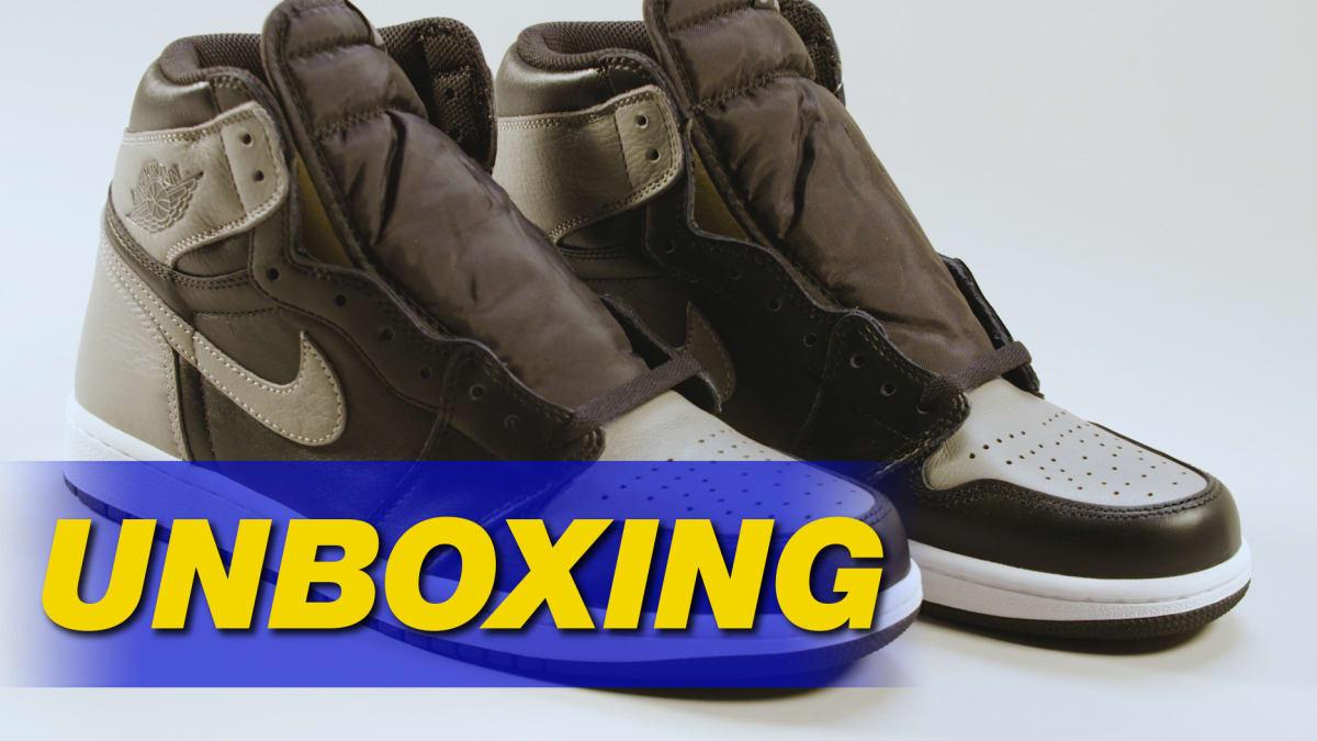 wholesale dealer 02dae ce942 Air Jordan 1 Retro Shadow Unboxing   Complex