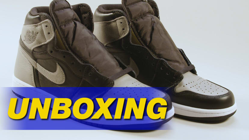 Air Jordan 1 Shadow Unboxing