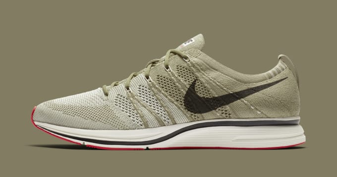 3848569c5705 Nike Flyknit Trainer  Olive Brown  AH8396-201