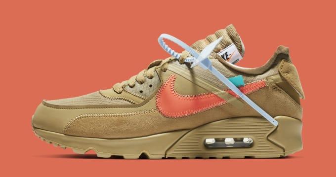 sale retailer 84f3b 88df1 Off-White x Nike Air Max 90