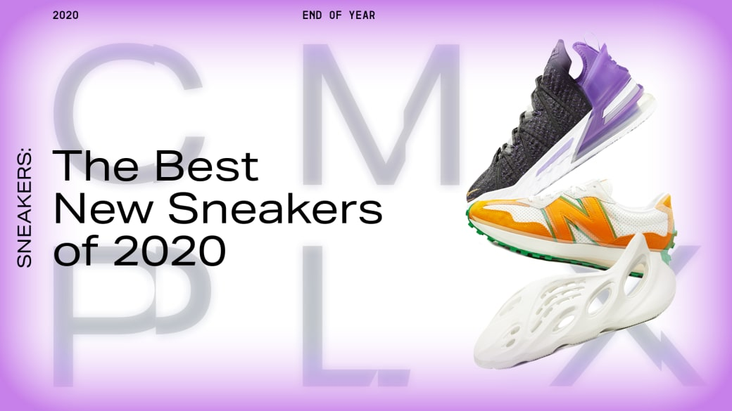 Best New Sneakers 2020