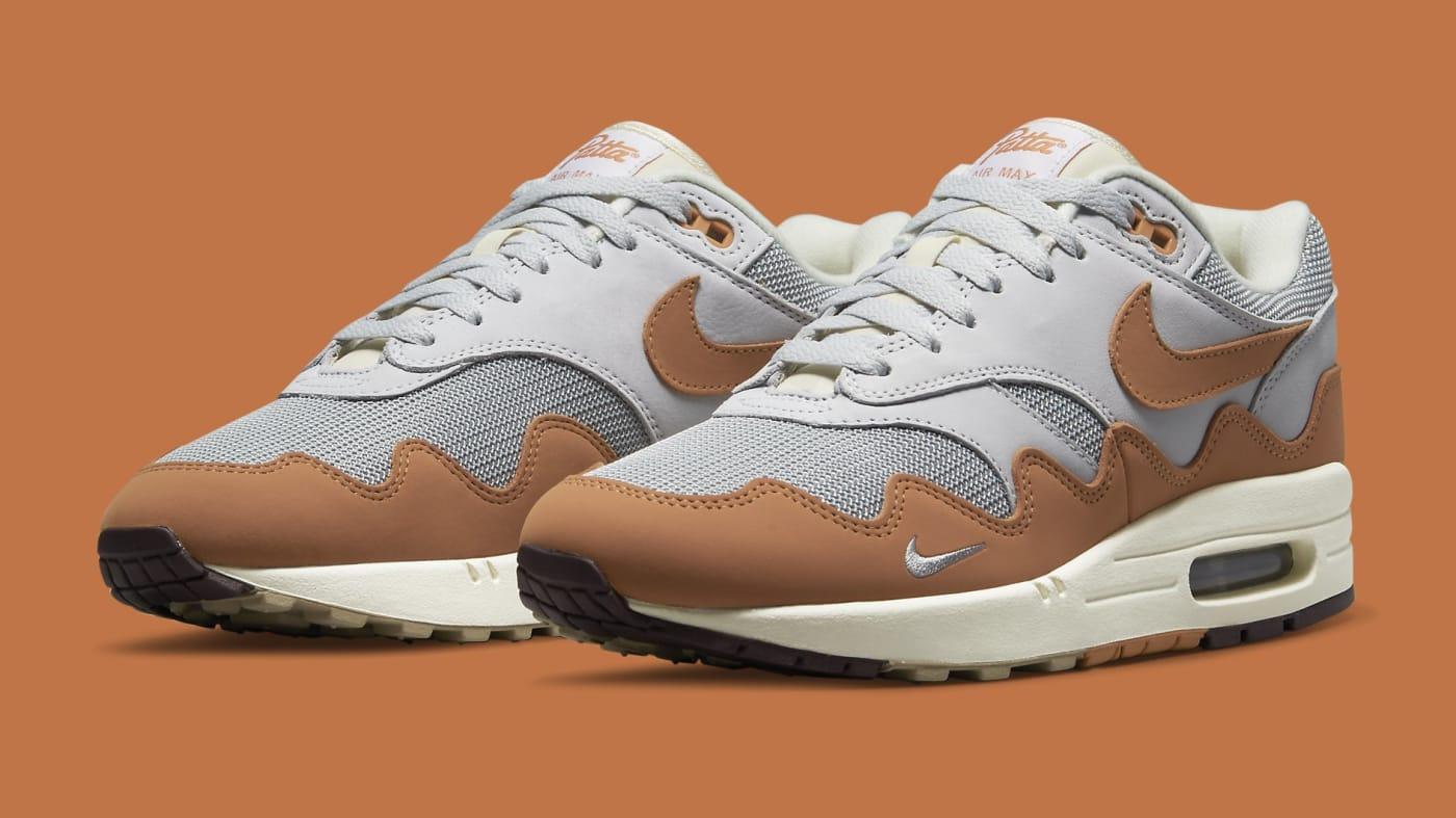 Patta x Nike Air Max 1 'Monarch' DH1348001 Pair