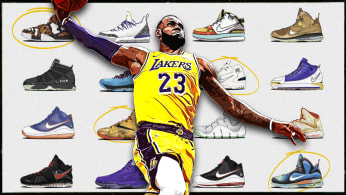Nike SNKRS LeBron Vote Back