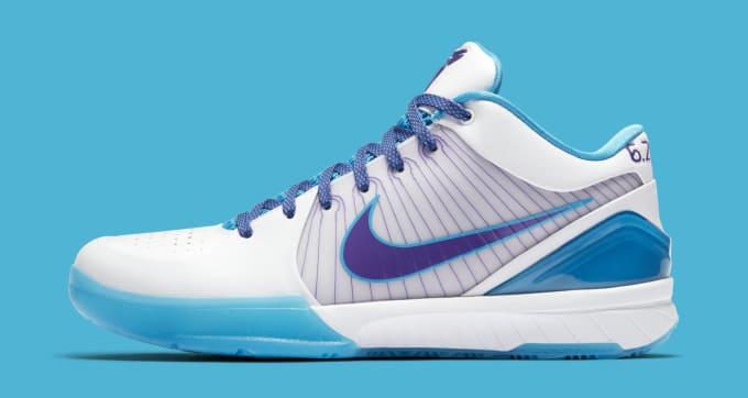 1581c28c5885 Nike Kobe 4 Protro  White Orion Blue-Varsity Purple  AV6339-100