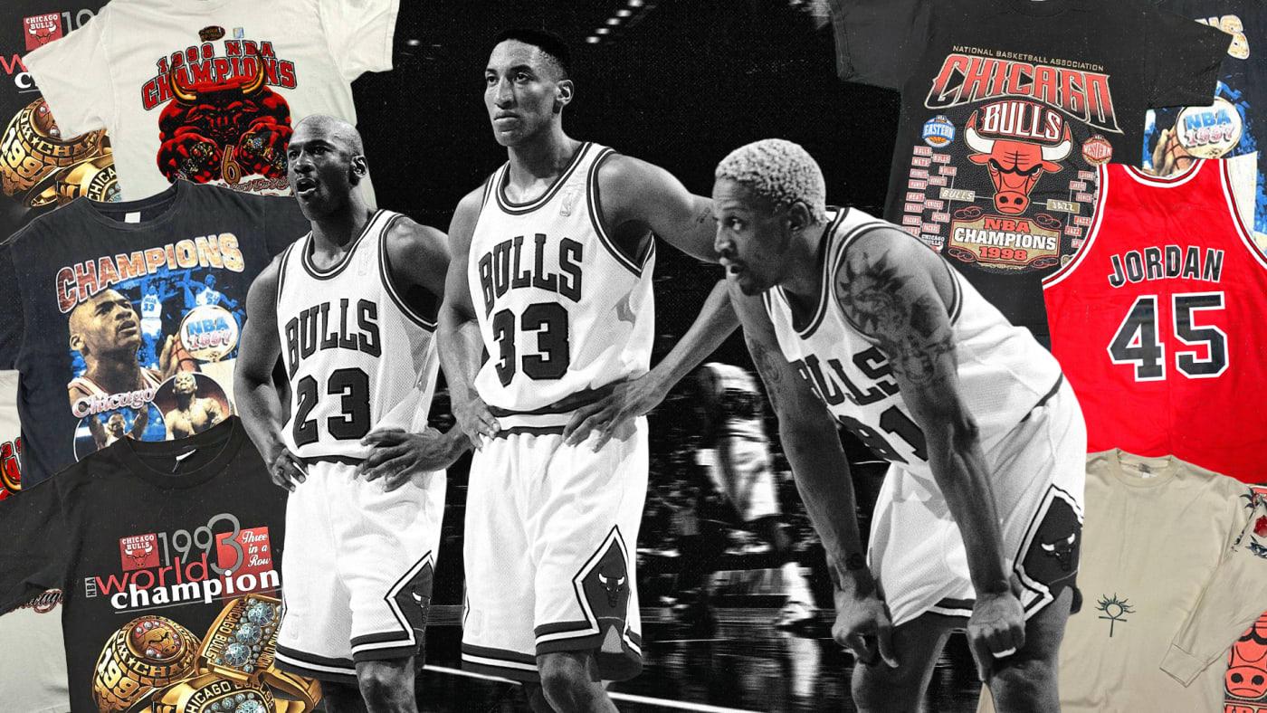 Chicago Bulls Vintage