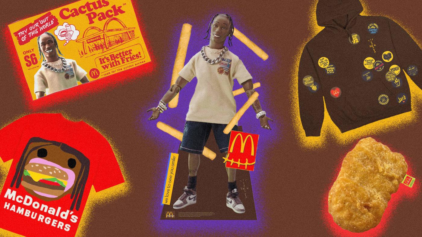 Best Travis Scott x McDonald's Merch Items