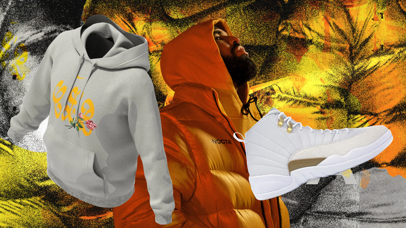 Drake x Nike Collaboration Timeline