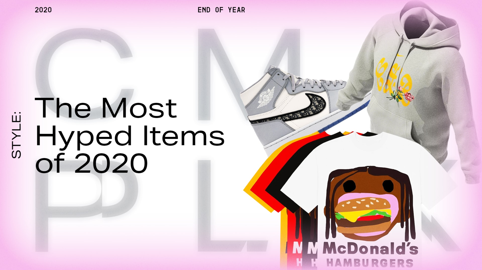 Most Hyped Items 2020