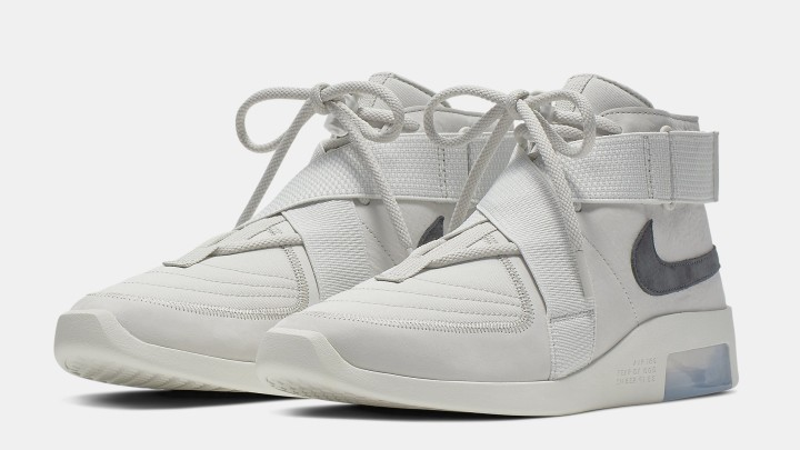 024dae2ac9 Nike Air Fear of God 180 'Grey' AT8087-001 Pair