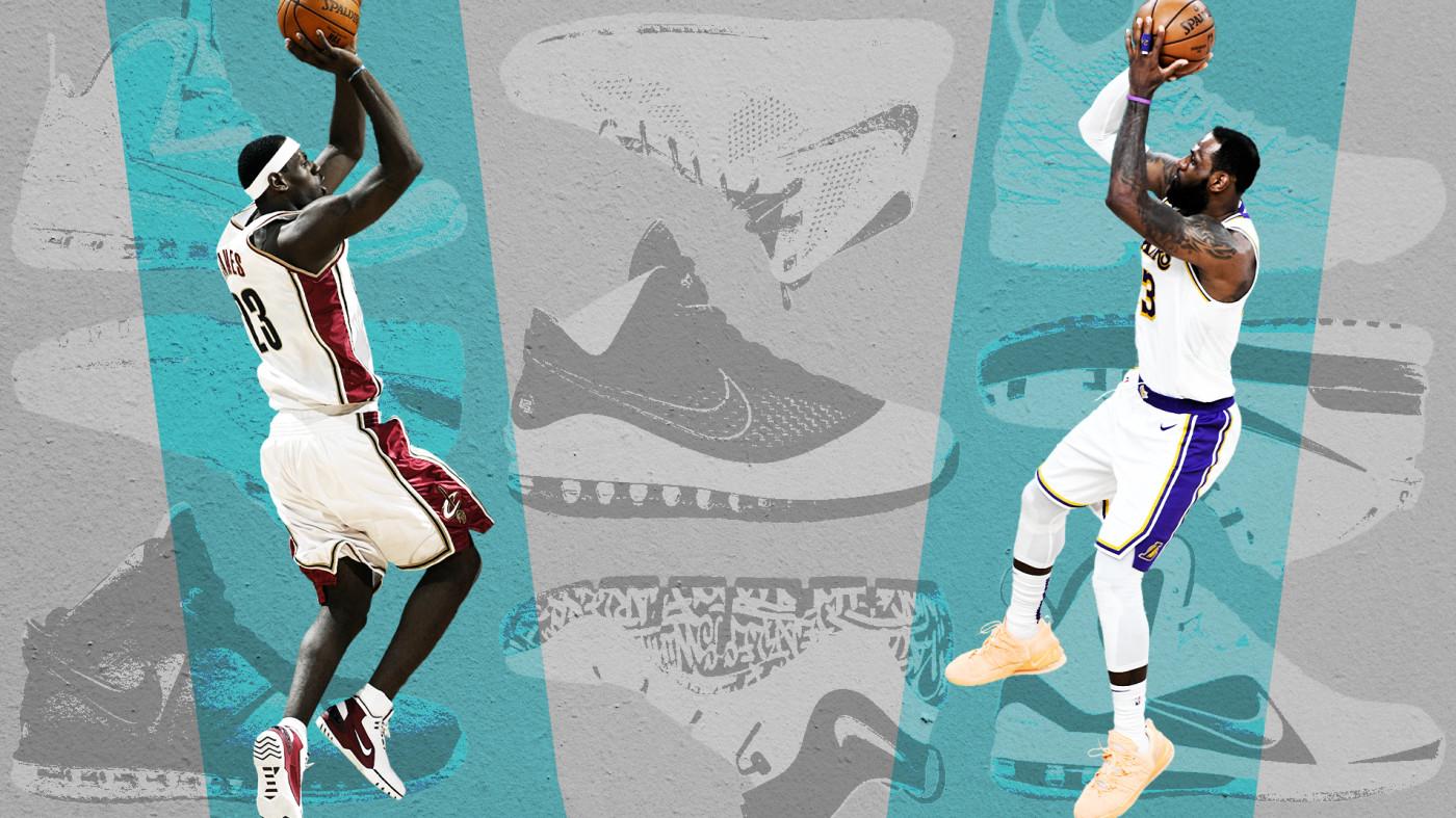 Best Nike LeBrons