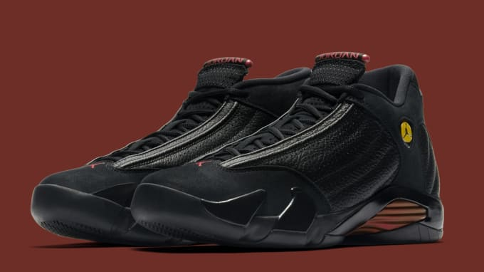 2f3b2a89348a77 Air Jordan 14 Retro  Last Shot  ...