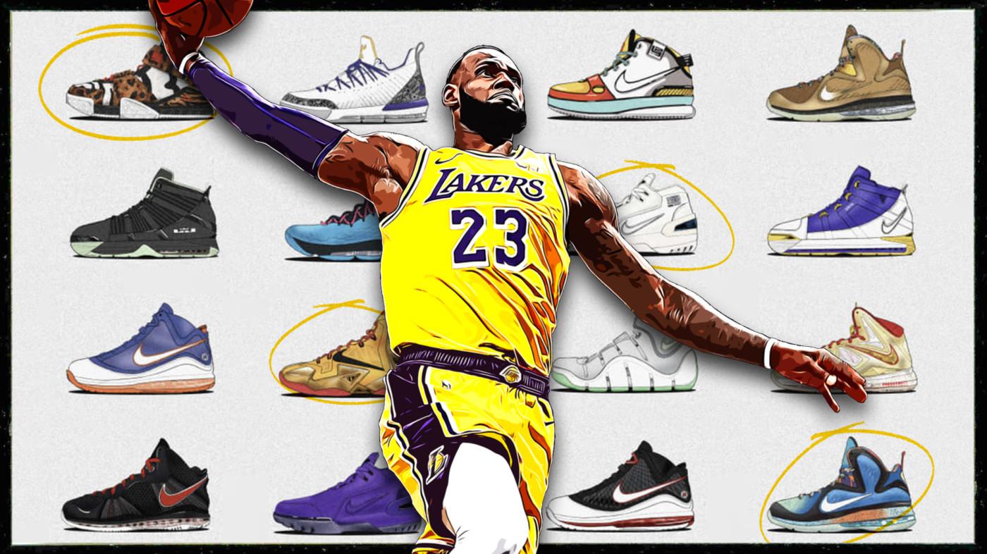 Nike SNKRS LeBron Vote Back