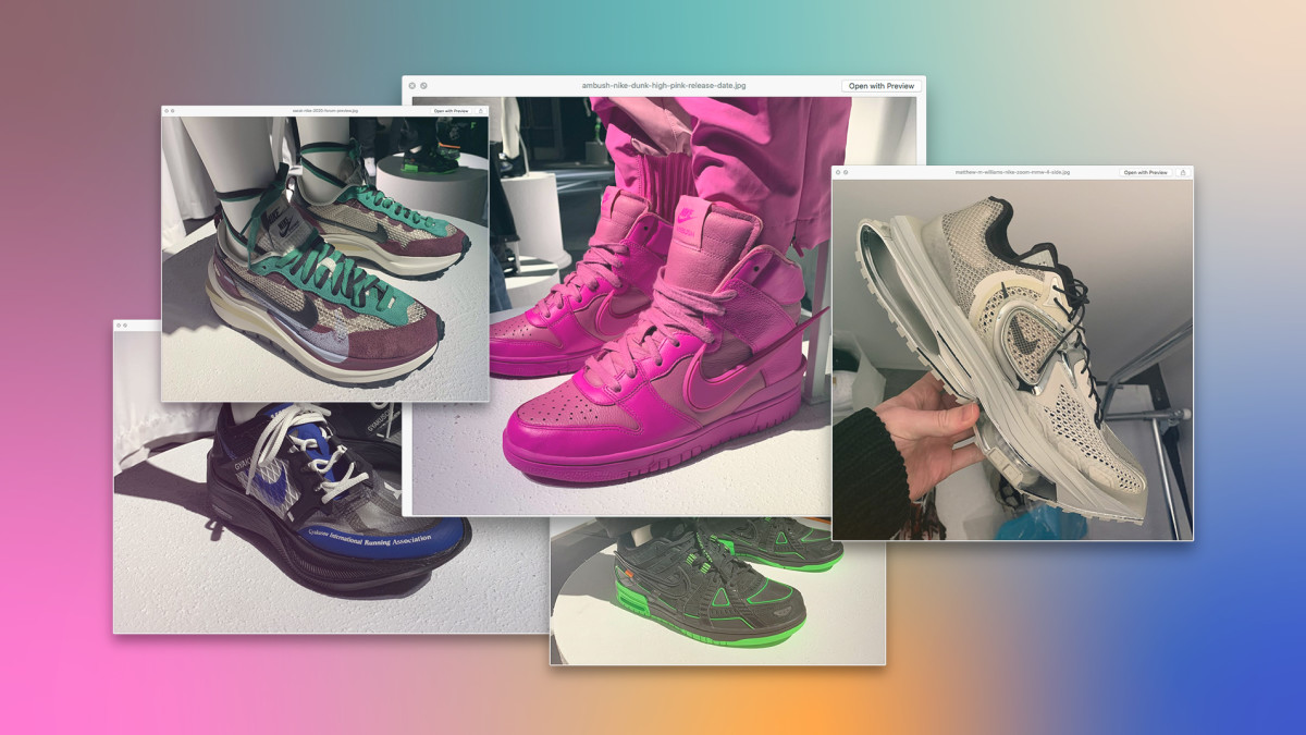 Are Nike's New Hyped Sneaker Collaborations Any Good?