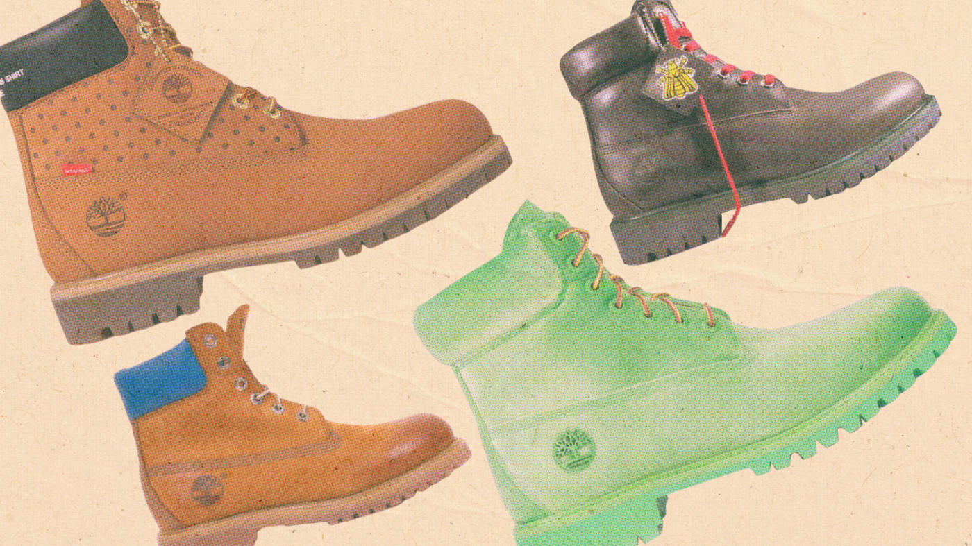 Best Timberland Boot Collaborations