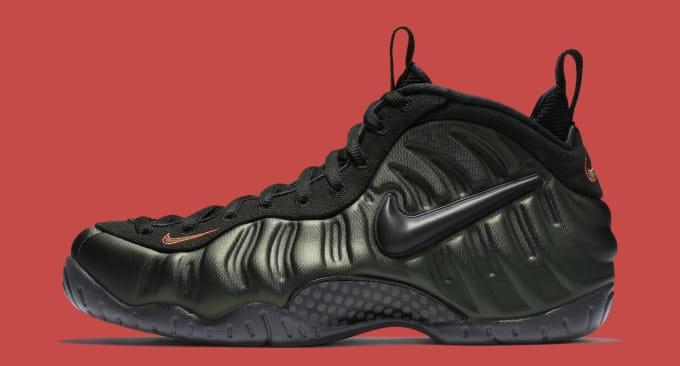 best sneakers d8687 eecaf Nike Air Foamposite Pro  Sequoia