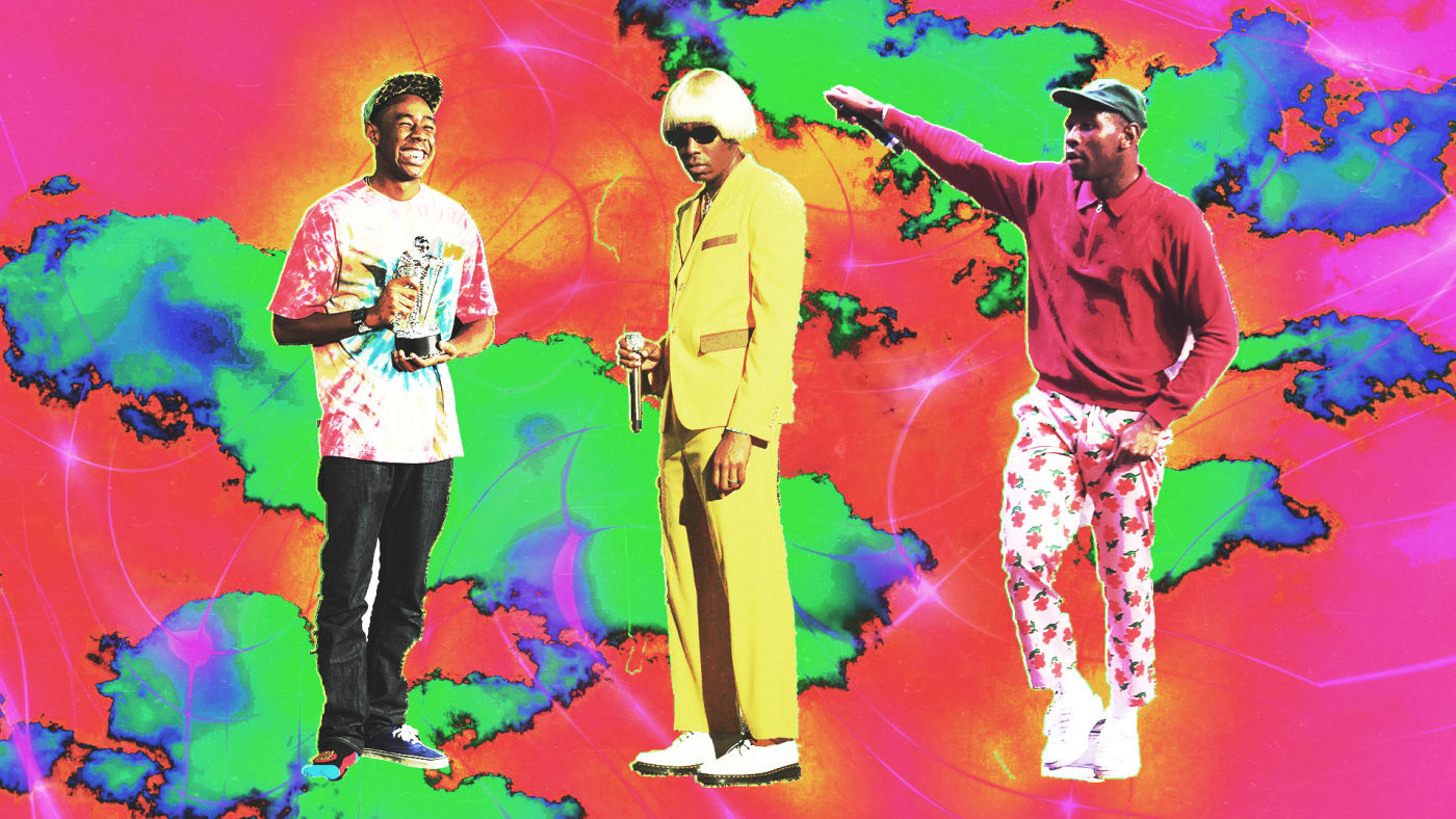 Tyler, the Creator Style Evolution