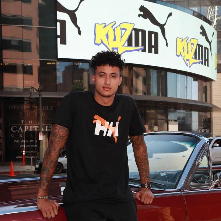Kyle Kuzma Puma