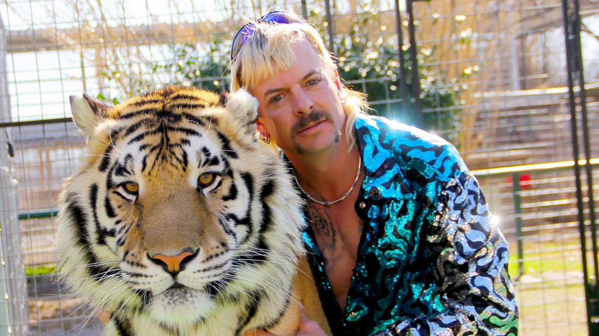Joe Exotic Takes Aim at Trump for Not Pardoning Him: 'I'm Too Innocent and Too Gay'