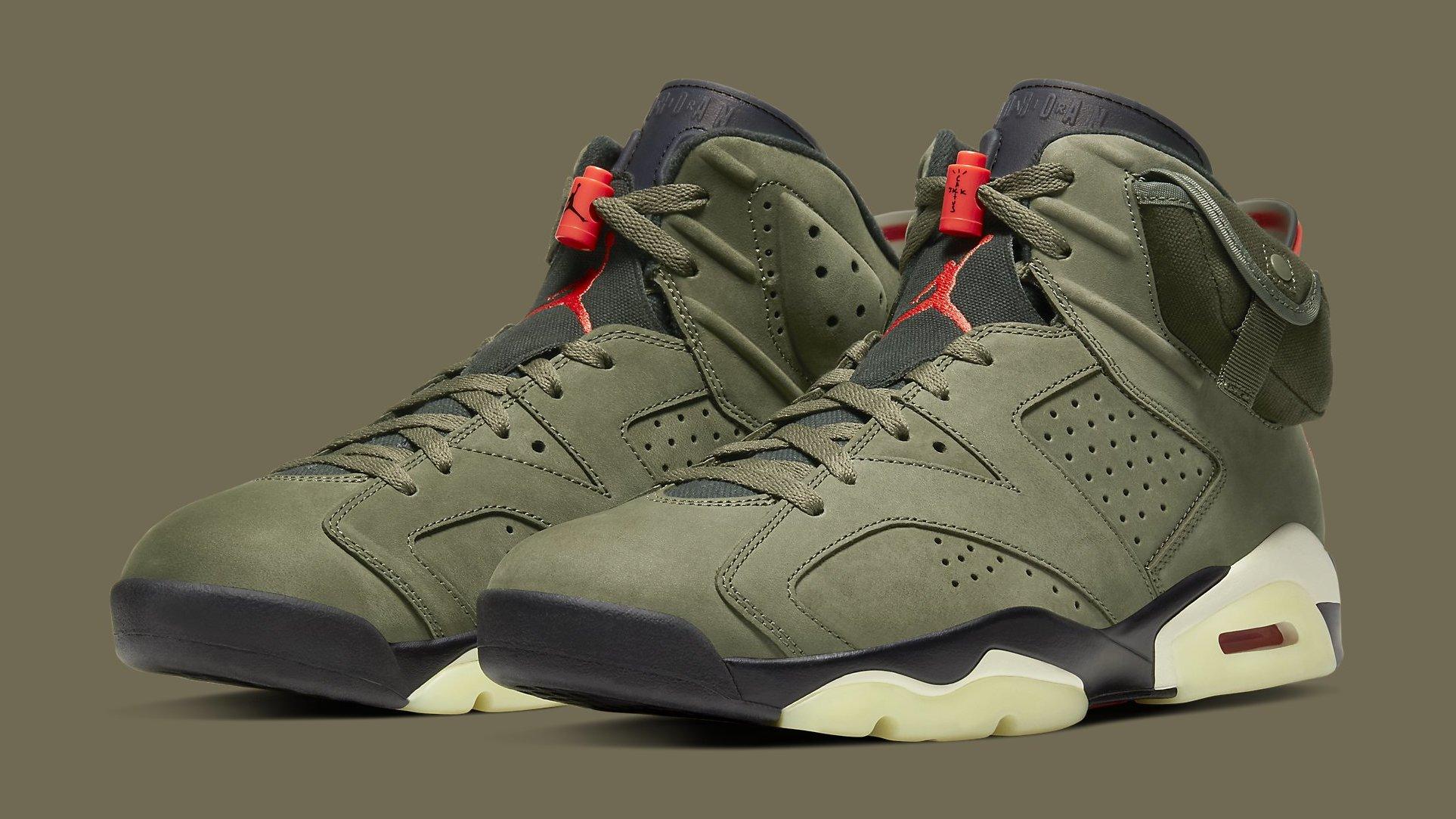 Travis Scott x Air Jordan VIs Handed Out Massive Ls to Sneakerheads