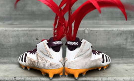 Adidas Freak Cleats Von Miller Year of the Rooster 2