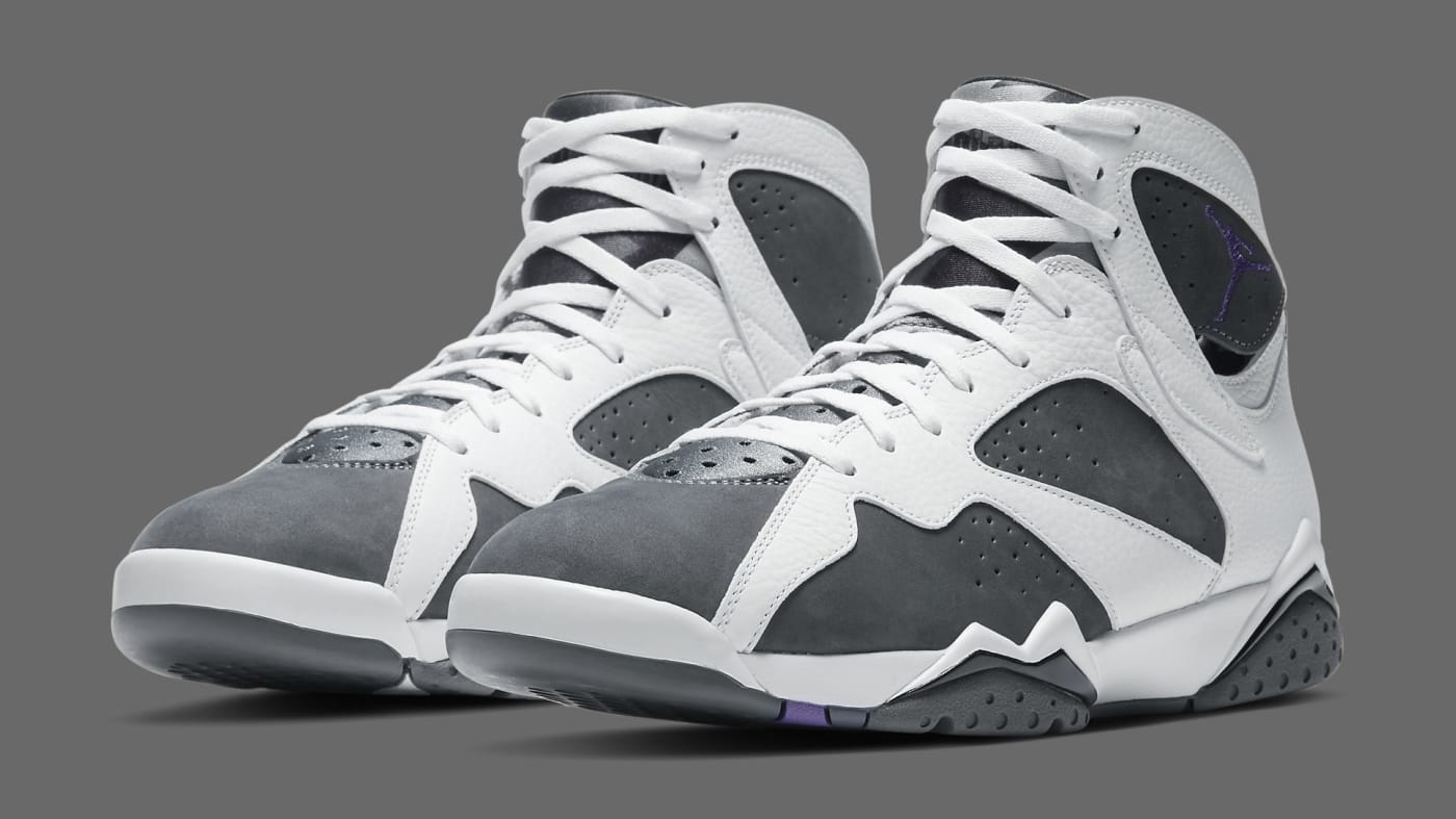 Air Jordan 7 Retro 'Flint' CU9307-100 Pair