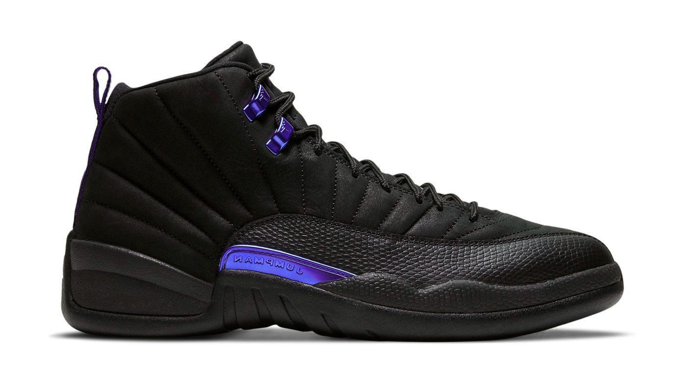 Air Jordan 12 Retro 'Black Concord' CT8013-005 Release Date