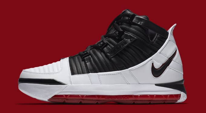 newest collection 94753 86d02 Nike Zoom LeBron 3  Home  AO2434-101 ...