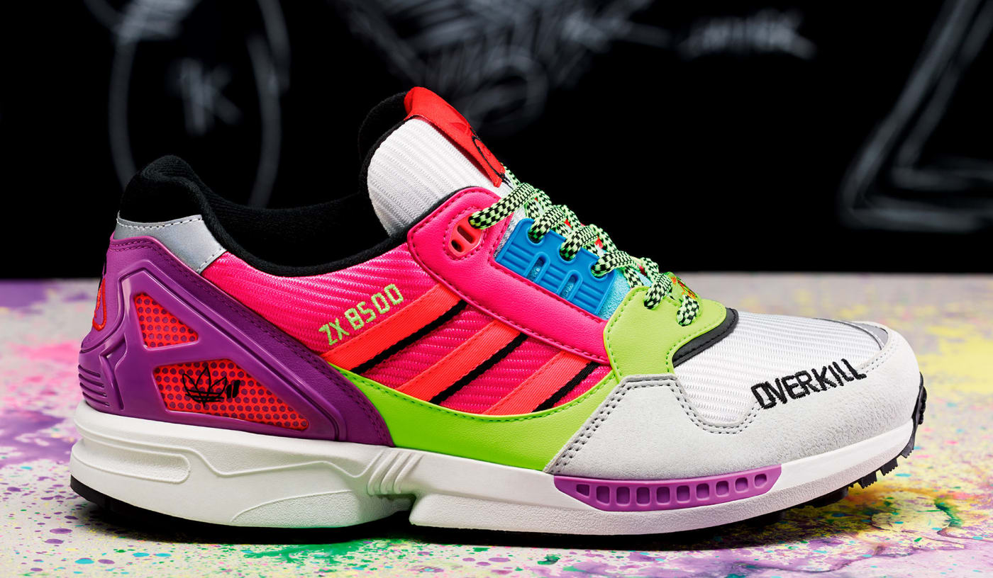 How Overkill Beat the Sneaker Bots at the Adidas ZX 8500 Release ...