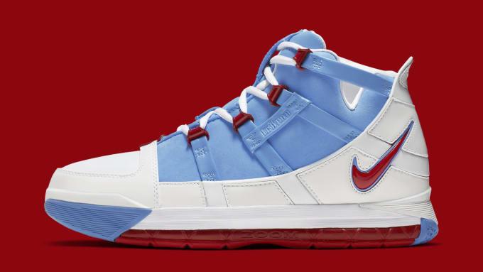 7fe312b336f Nike Zoom LeBron III 3  Houston All-Star