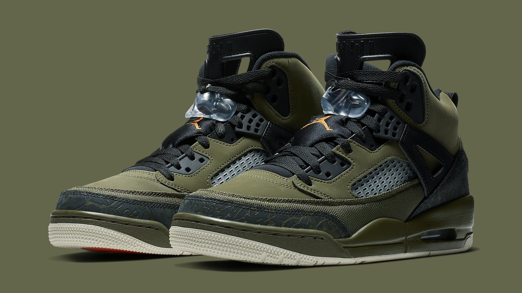 Undefeated-Inspired Jordan Spizikes Are Coming Soon