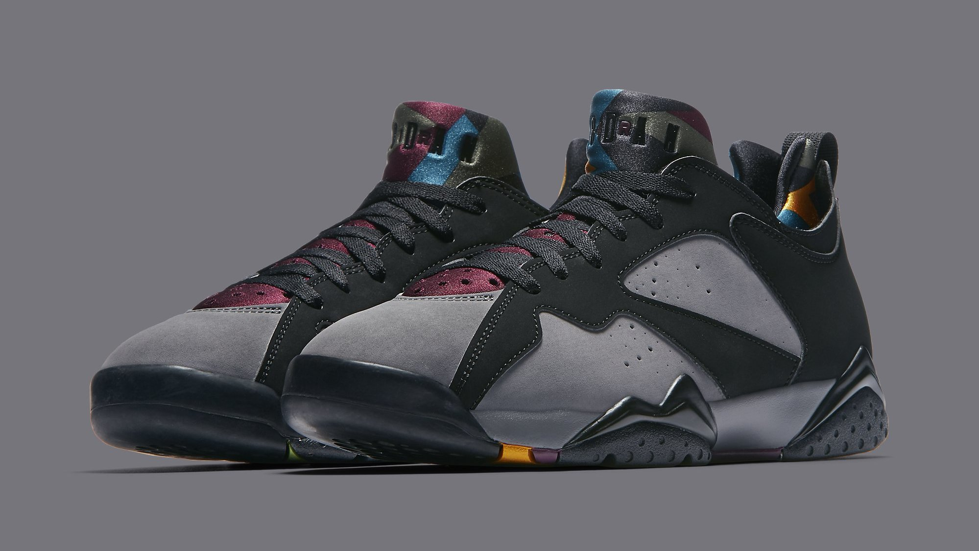 the best attitude 726d0 a4be7 First spotted in 2006, the Air Jordan 7 Low is finally releasing in three  NRG colorways for Summer 2018, including Bordeaux, Bright Concord and  Taxi.