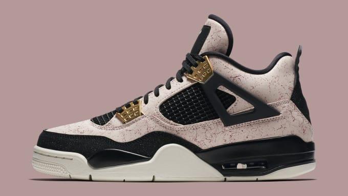 497e3288b87 WMNS Air Jordan 4  Silt . Image via Nike
