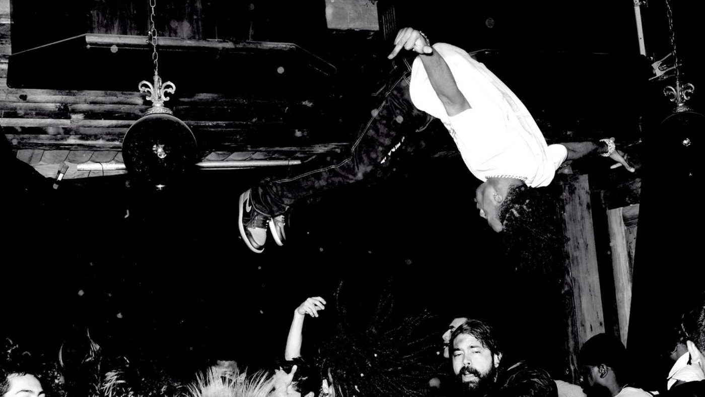Die Lit Photographing Playboi Carti S Punk Inspired Album Cover Complex