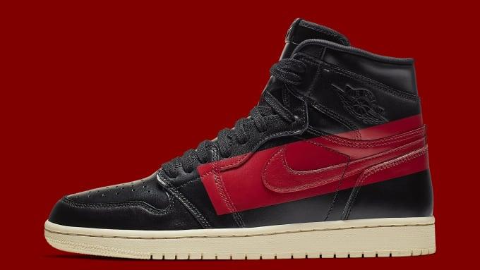32b97ffab8d Air Jordan 1 Retro High OG Defiant  Couture  BQ6682-006 Medial. Image via  Nike