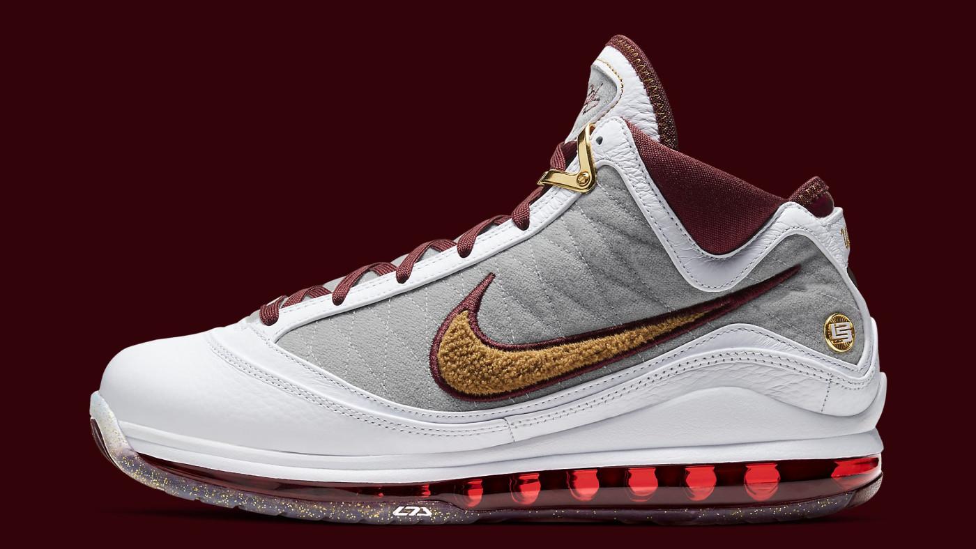Nike LeBron 7 MVP Release Date CQ8915-100 Profile