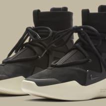 Nike Air Fear of God 1 'Black' AR4237-001 (Pair)