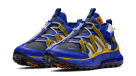 on sale 4c8b1 7bae8  Warriors  Colors on New Air Max 270 Bowfins