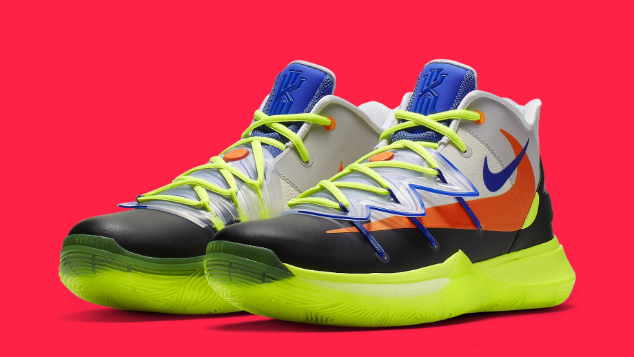 ROKIT x Nike Kyrie 5 'All-Star' CJ7853-900 Pair